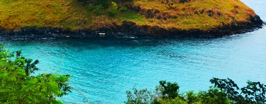 The Turquoise Paradise - São Tomé Lagoa Azul