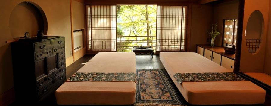 Gora Kadan - Room interior
