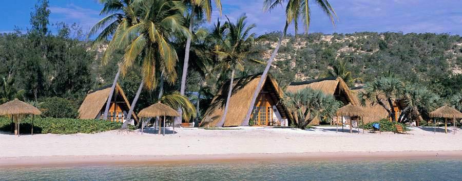 Pestana Bazaruto Lodge - External view