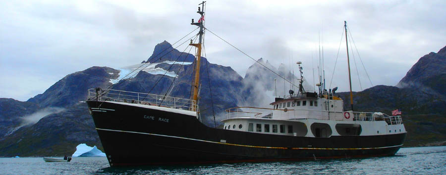 M/V Cape Race - Exterior view