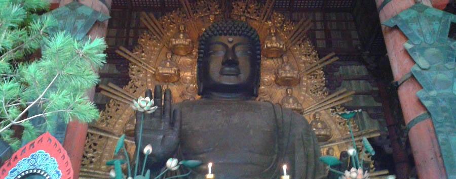Japan Capital Express - Japan Nara - Vairocana Buddha