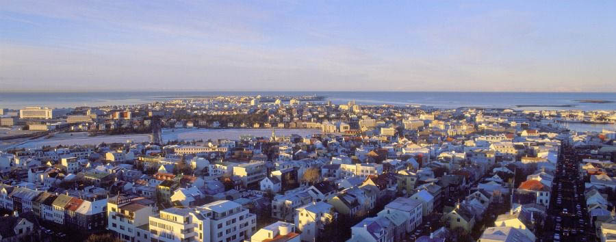 Viaggio al centro del ghiacciaio - Iceland Reykjavik, Panorama - Courtesy of Iceland Travel