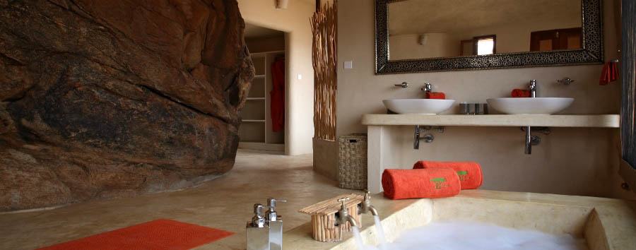 Saruni Samburu - Bathroom