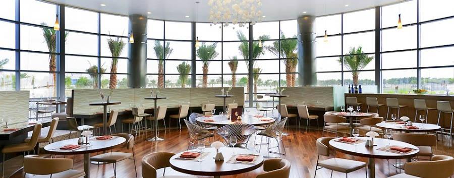 Novotel Abu Dhabi Gate - Hotel Restaurant