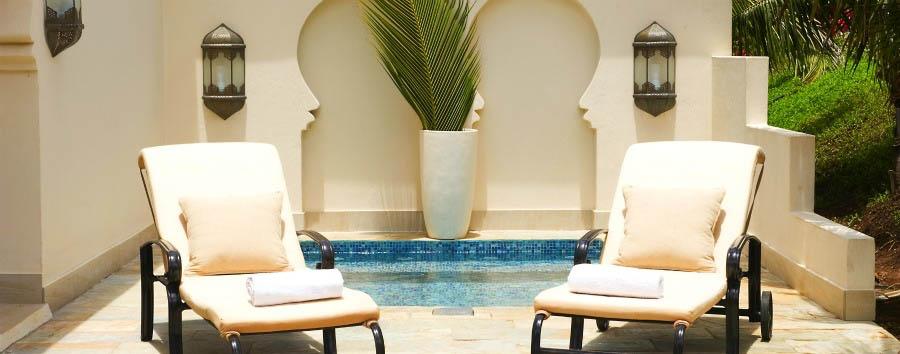 Zanzibar, Baraza Resort & Spa - Zanzibar Baraza Resor & Spa, Plunge Pool