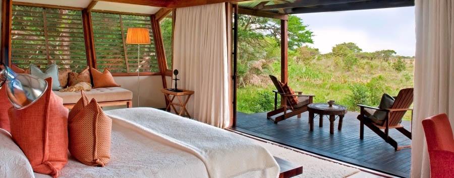 Makakatana Bay Lodge - Luxury Suite
