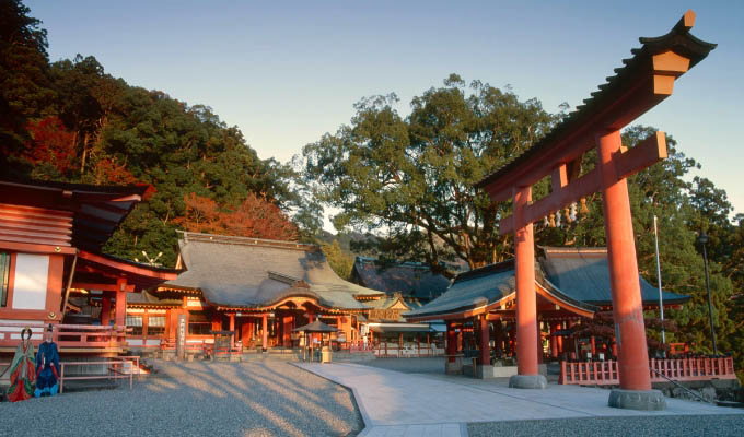 Japan - Nachi Grand Shrine, Kumano