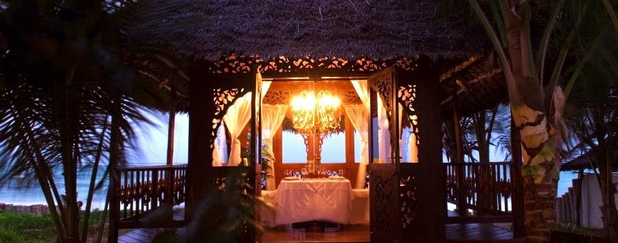 Zanzibar, Breezes Beach Club & Spa - Zanzibar Breezes Beach Club & Spa, Private Dining