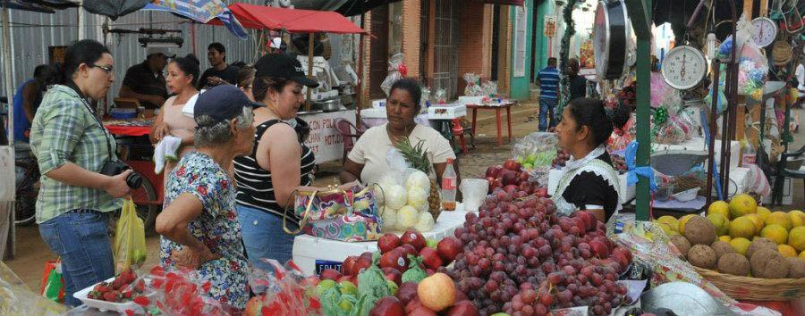 Nicaragua, fascino coloniale - Nicaragua León, Main Market