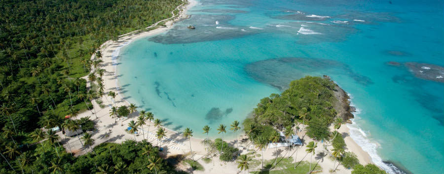 Repubblica Dominicana: mare al Sublime Samana - Dominican Republic Playa Rincon in Samana © Domincan Republic Ministry of Tourism