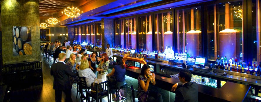 Crowne Plaza Yas Island - Still Bar & Brasserie