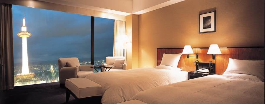 Hotel Granvia Kyoto - Room interior