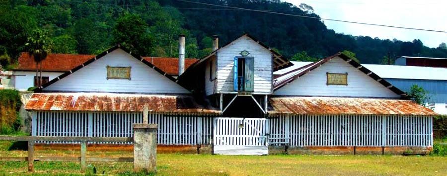 Nature, History & Culture - São Tomé Roça Monte Café