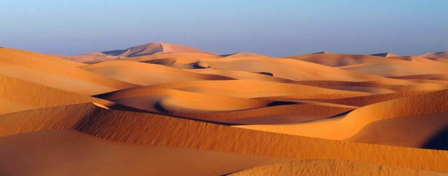 Unusual Oman - Oman Wahiba Sands © Khalil Al Zadjali