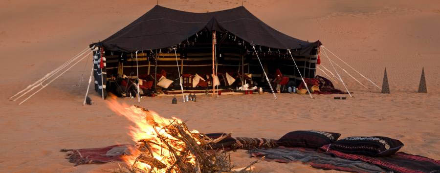 Oman+-+Luxury+tented+camp+in+the+desert