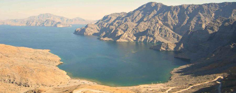 Crociera lungo la costa di Musandam - Oman Musandam, Khor Najid