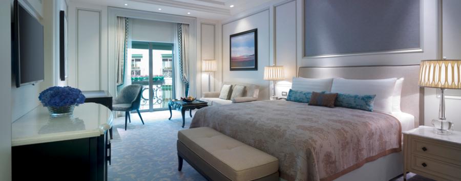 Shangri-La Bosphorus - Deluxe room