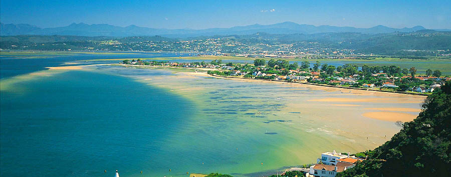 Cape Town & Garden Route - South Africa Knysna Lagoon
