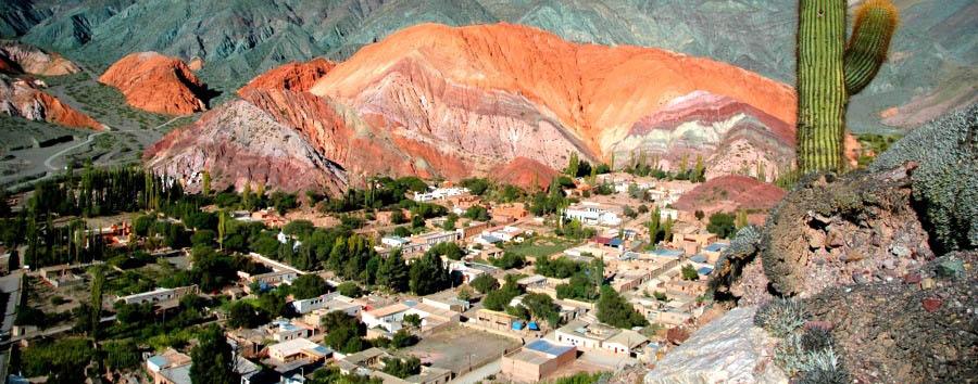 Classic Salta & Jujuy  - Argentina Purmamarca and Quebrada de Humahuaca