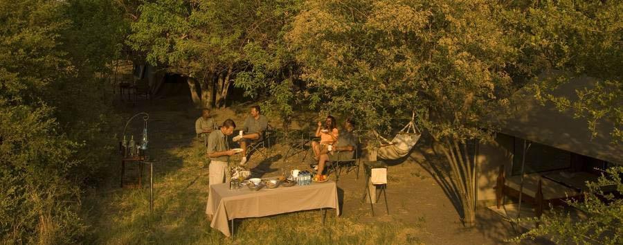 Khwai Tented Camp -