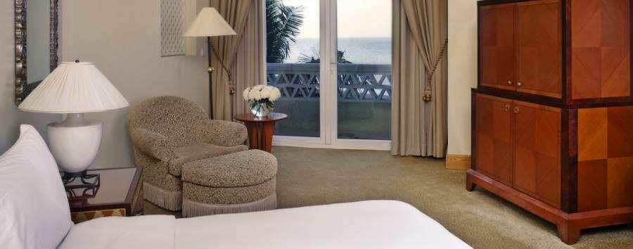 Grand Hyatt Muscat - Room interior