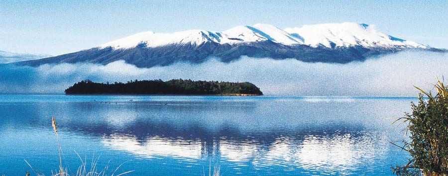Time together in New Zealand - New Zealand The Wonderful Lake Taupo
