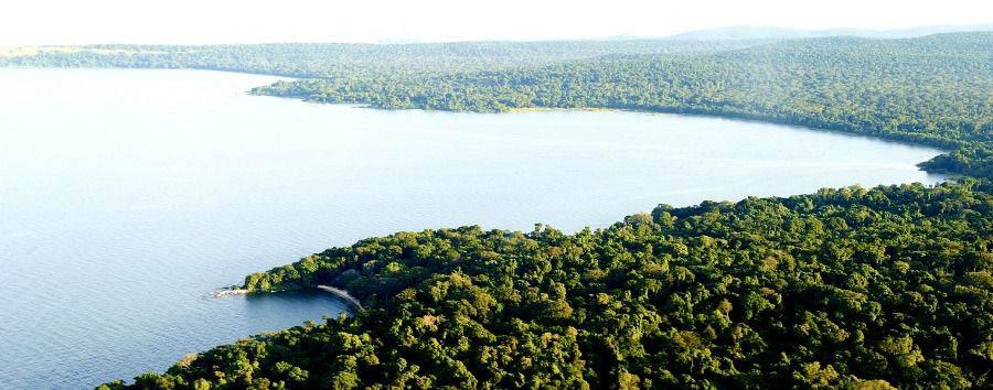 Unique Lake Victoria Experience - Tanzania Rubondo Island Park and Lake Victoria Landscape