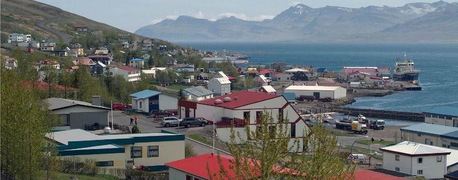I miti dell'Est - Iceland Eskifjordur