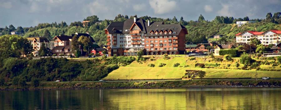 Hotel Cumbres Patagonicas - Exterior view