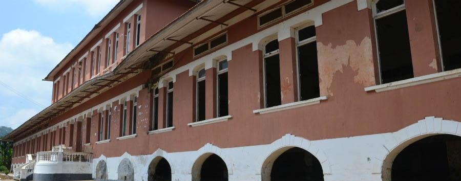 Roças de São Tomé - São Tomé Roça Agostino Nieto