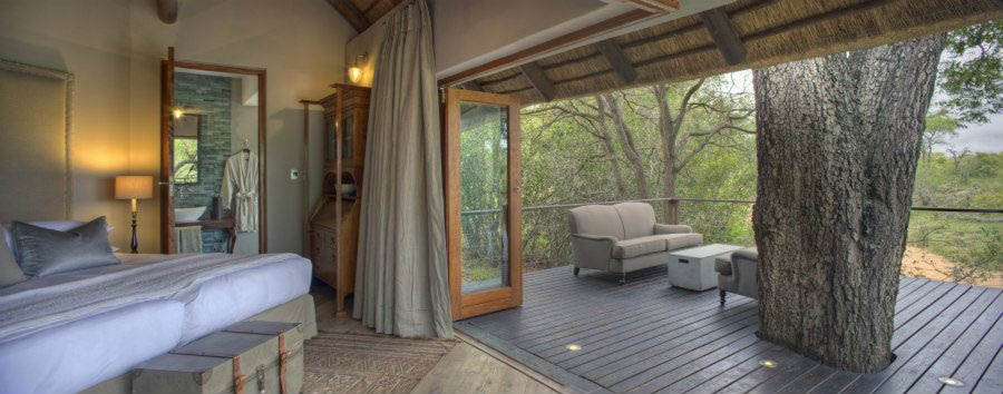 Ngala+Safari+Lodge+-+Family+Suite+Bedroom