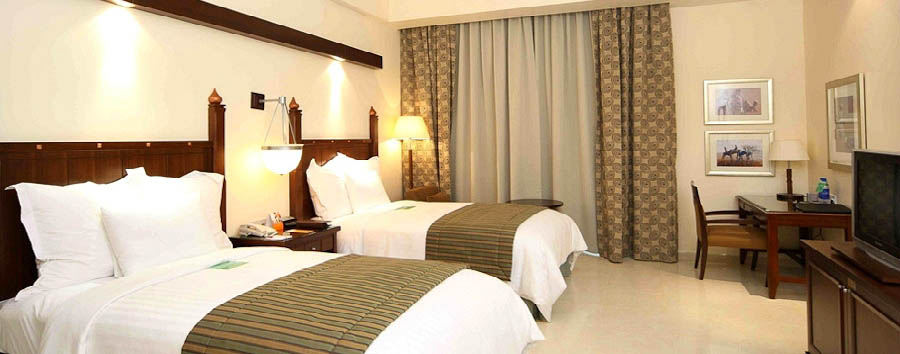 Salalah Marriott Resort - Hotel Deluxe Twin Room