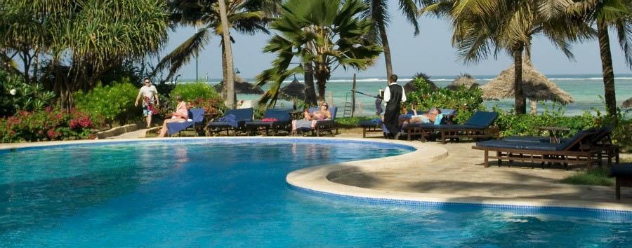 Zanzibar, Breezes Beach Club & Spa - Zanzibar Breezes Beach Club & Spa, Pool Area