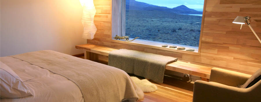 Tierra Patagonia Hotel & Spa - Superior room