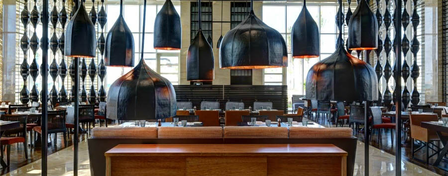Park Hyatt Abu Dhabi Hotel and Villas - The Café