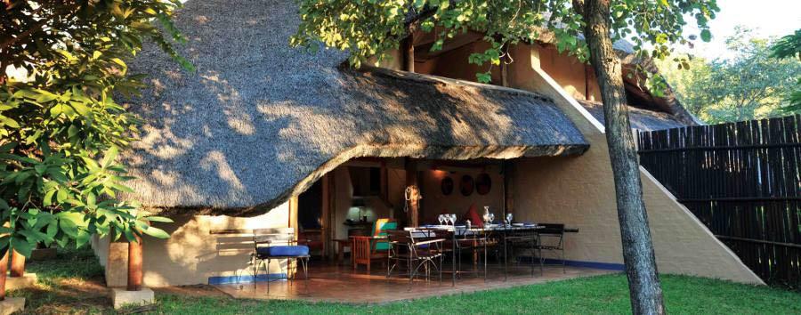 Lokuthula Lodge - Exterior