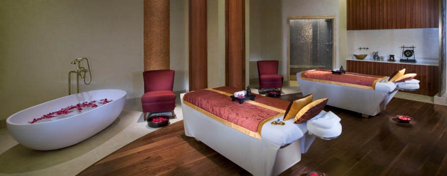 Eastern Mangroves Hotel & Spa by Anantara - Spa Couples Treatment Room