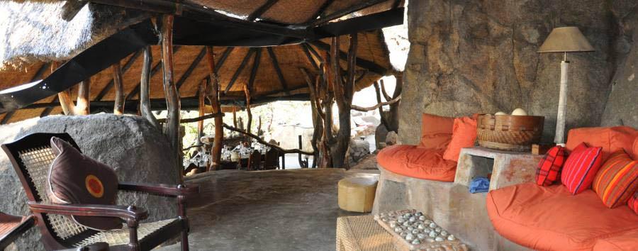 Camp Amalinda - Lounge