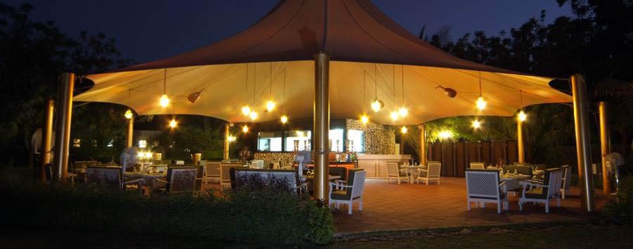 Al Nahda Resort & Spa - Samar Restaurant