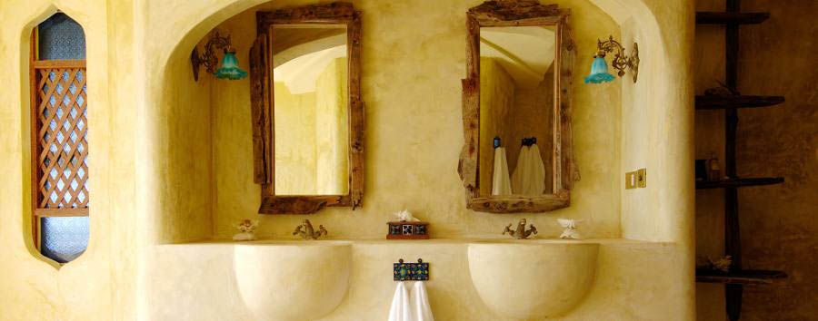 Matemwe Retreat - Bathroom