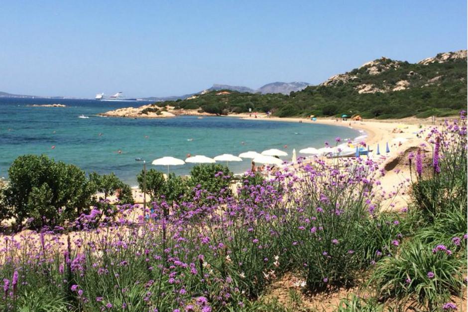 CalaCuncheddi Spiaggia