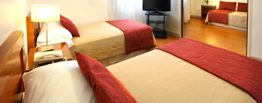 Hotel Gran Buenos Aires - Twin Bed Suite