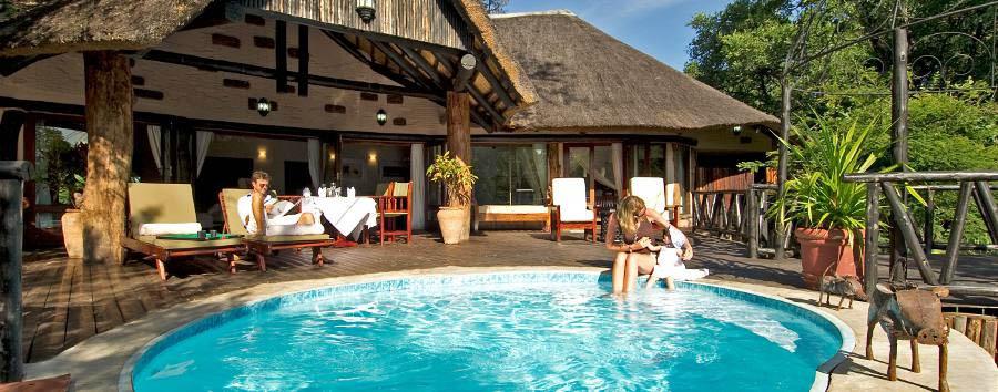 Sanctuary Sussi & Chuma - Villa private pool