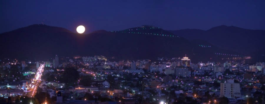 Argentina - Salta, City View by Night