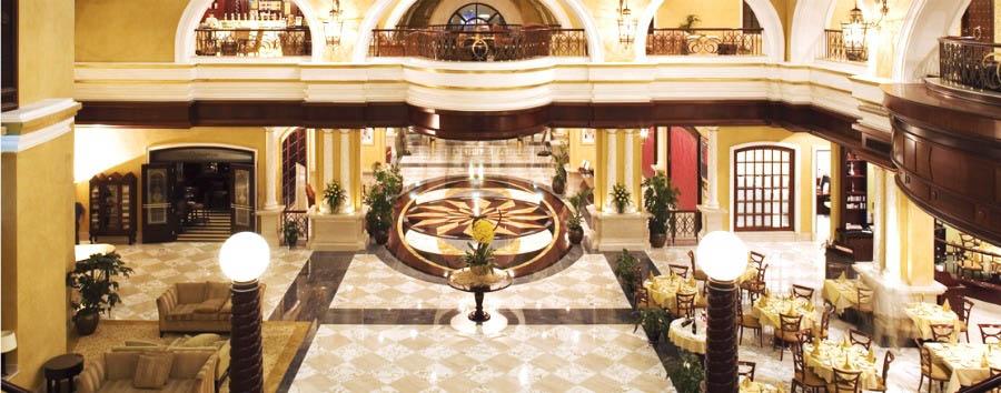 Mövenpick Hotel Bur Dubai - Reception