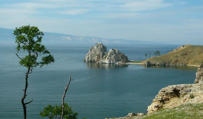 Orkhone Island - Lake Baikal