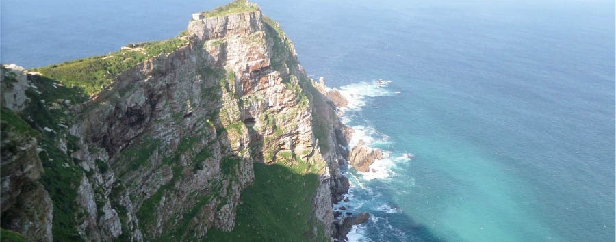 Over the Rainbow Nation - South Africa Beautiful View of Cape Point
