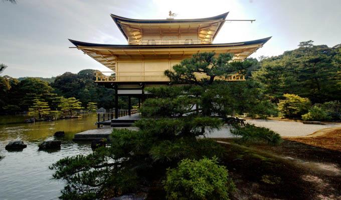 Kinkaku-ji Temple, Kyoto - Japan