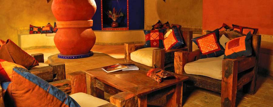 Serengeti Sopa Lodge - Lounge and bar