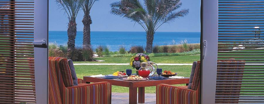 The Ritz-Carlton Bahrain Hotel & Spa - Patio